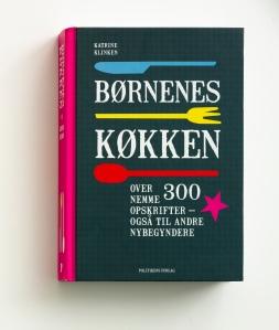 Børnenes Køkken, 560 sider, Politikens Forlag 3.udgave 2013