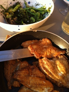 Hjemmelavet mad kan laves enkelt - for at det bliver godt skal man have gode råvarer ..og så er man langt med at få et godt måltid. Foto Klinken